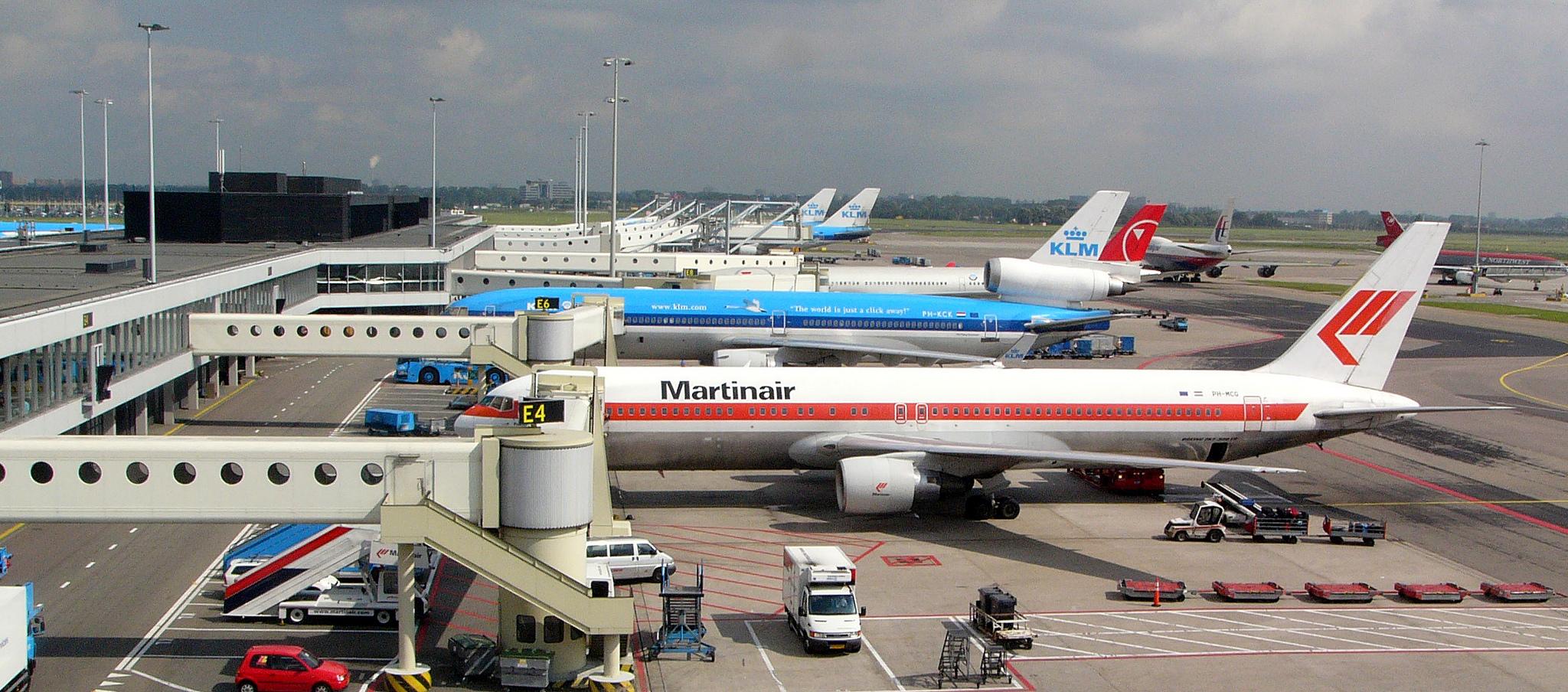 Compagnie Aeree Low Cost per Amsterdam