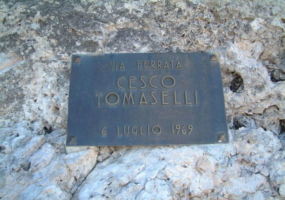 Ferrata Tomaselli Fanes