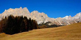 I più bei percorsi per il trekking a Cortina d'Ampezzo